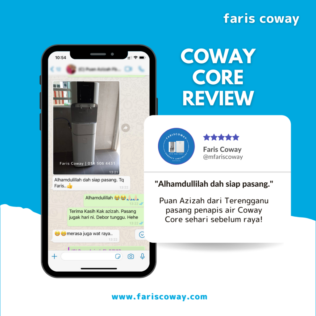 Coway core review