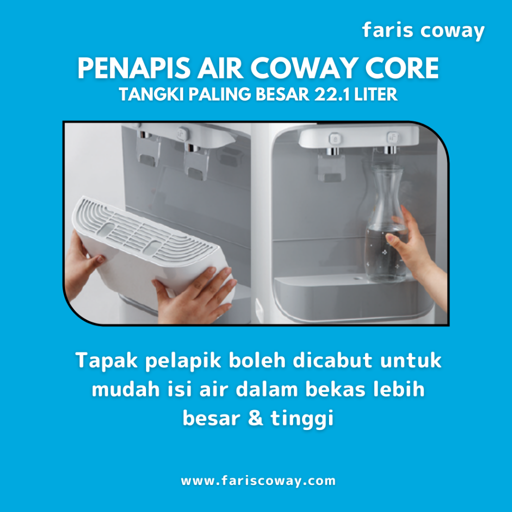 Coway Core Specification