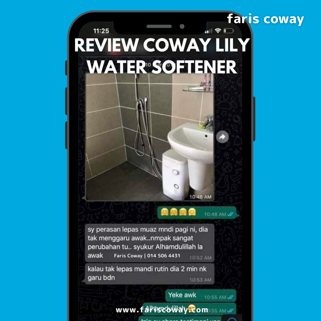 coway lily review